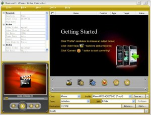 3herosoft iPhone Video Converter 3.7.5.0825 Free Download