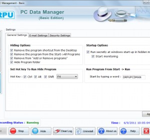 Keyboard Logger Free 5.4.1.1 Free Download