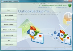 OutlookBackupPro 1.0.1041 Free Download