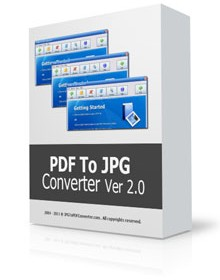 PDF To JPG Converter 2.2 15-Day Giveaway