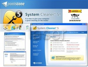 System Cleaner 5.95c Free Download