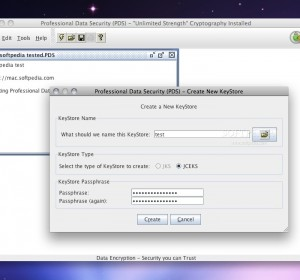 Professional Data Security (PDS) for Mac Free